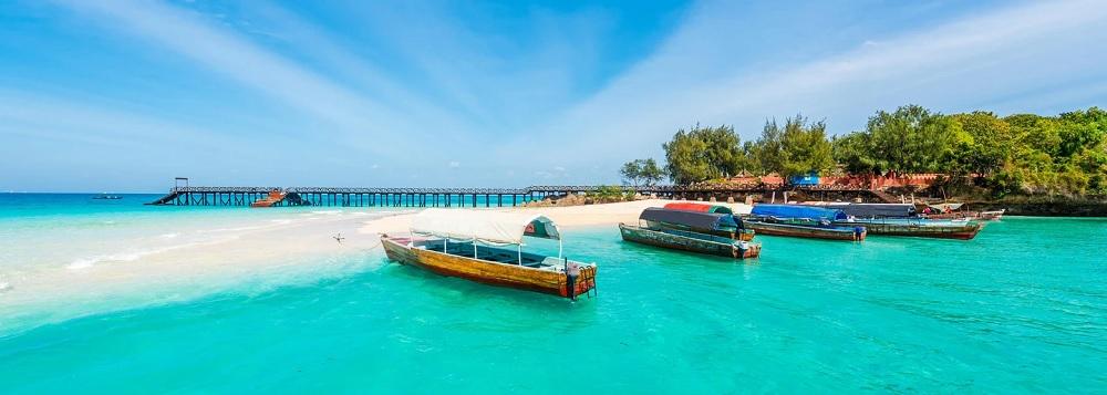 Bateaux Zanzibar