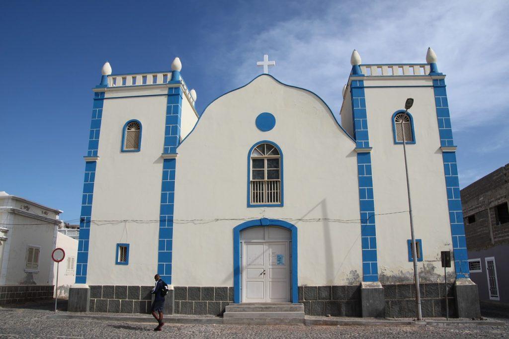 Eglise Boa Vista Cap Vert