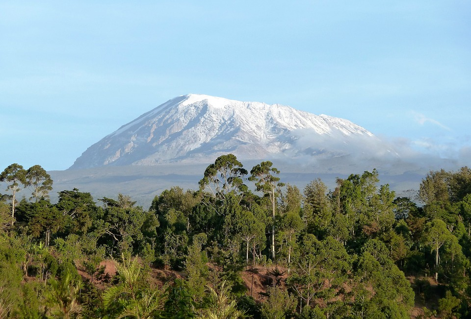 Kilimandjaro Tanzanie