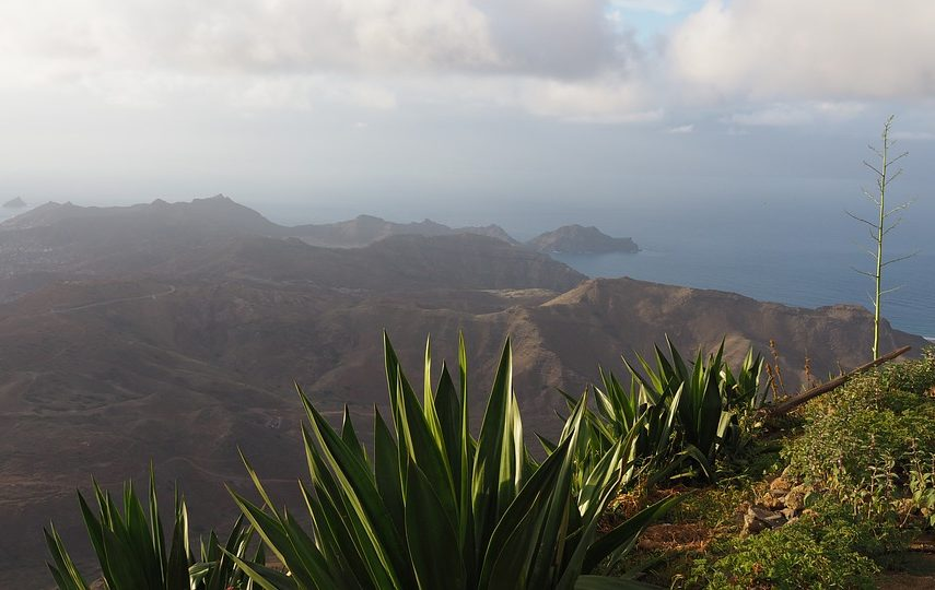 Sao Vicente au Cap Vert